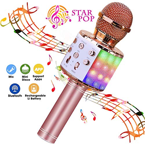 BlueFire Wireless Bluetooth Microphone Portable product image