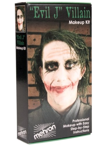 [Evil J Makeup Kit (Standard)] (Joker Costume Makeup)