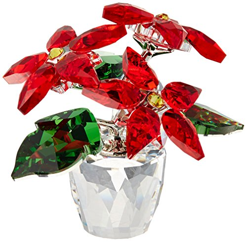 - Swarovski Poinsettia, Small
