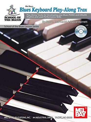 Download Mel Bay's Blues Keyboard Play-Along Trax ebook
