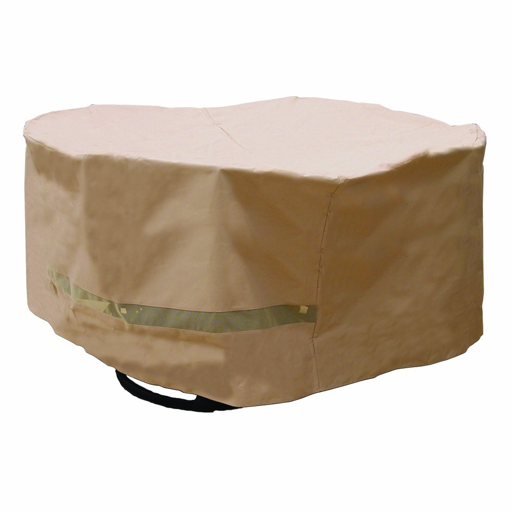 Hearth & Garden SF40245 Deluxe Round Table and Chair Set Cover