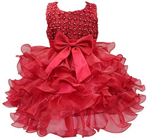 newborn girl pageant dresses - 5