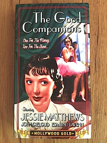 The Good Companions [VHS]