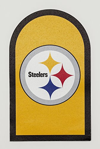 - Applied Icon NFL Pittsburgh Steelers Mailbox Door Logo Decal
