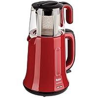 Fakir Teatime Kırmızı Siyah Çay Makinası