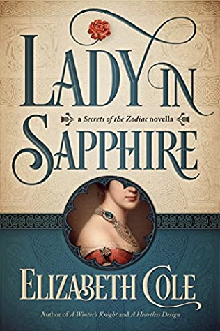 book cover of Lady in Sapphire