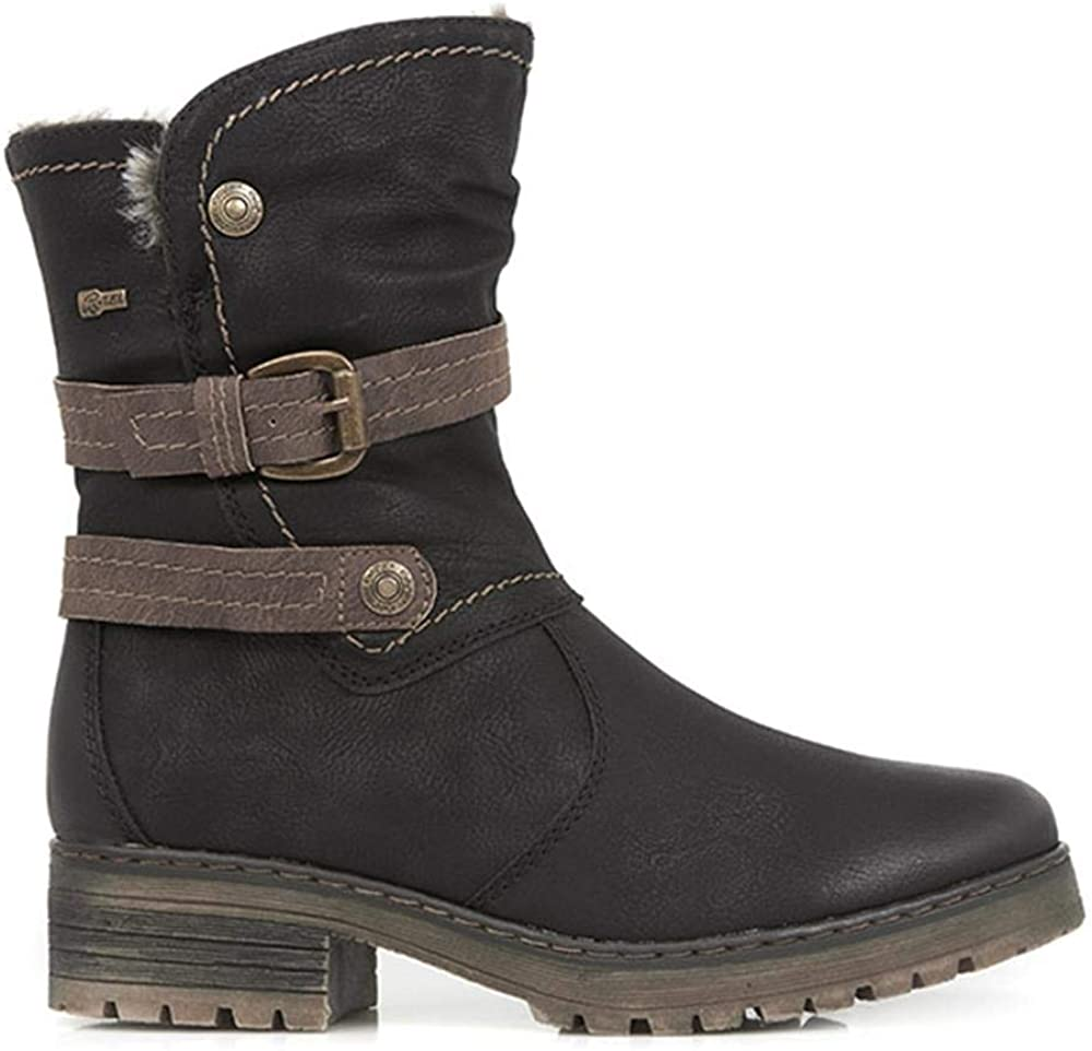 Relife by Pavers Womens Mid-Calf Boots