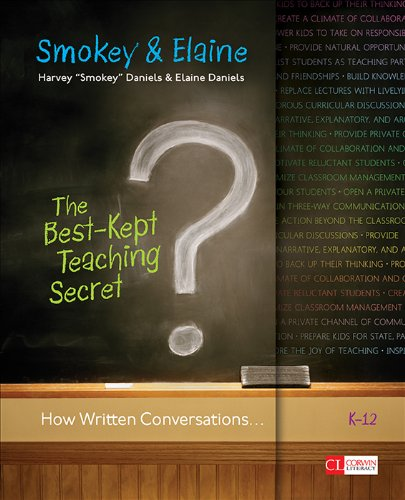 Download The Best-Kept Teaching Secret: How Written Conversations Engage Kids, Activate Learning, Grow Fluent Writers . . . K-12 (Corwin Literacy) Pdf