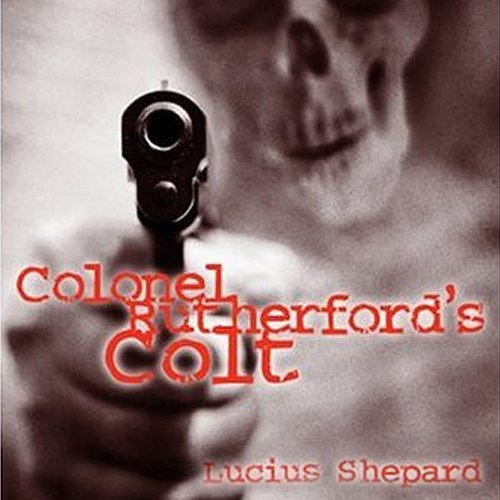 Bargain Audio Book - Colonel Rutherford s Colt