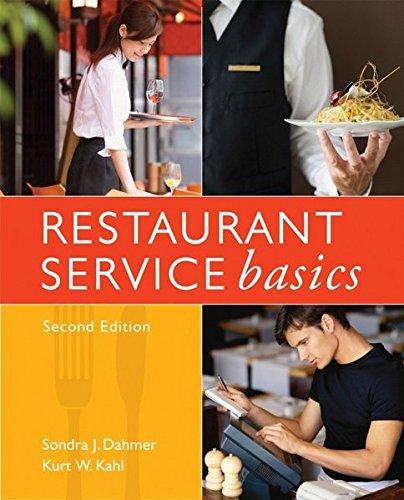 Buy cheap restaurant service basics