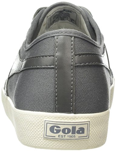 Gola Coaster, Zapatillas para Hombre Gris - Grey (Grey/Grey)