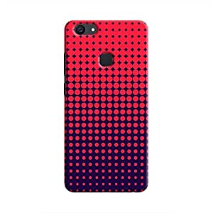 Cover It Up - Orange Funk Spots V7 PlusHard Case