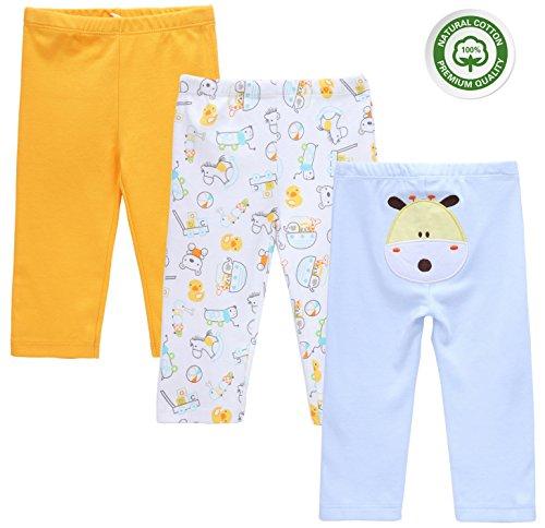 Mother Nest Infant Boys Girls Pants Bottom 7-9 Mos