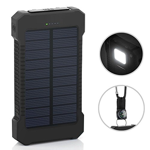 30000 Mah Solar Power Bank - 8
