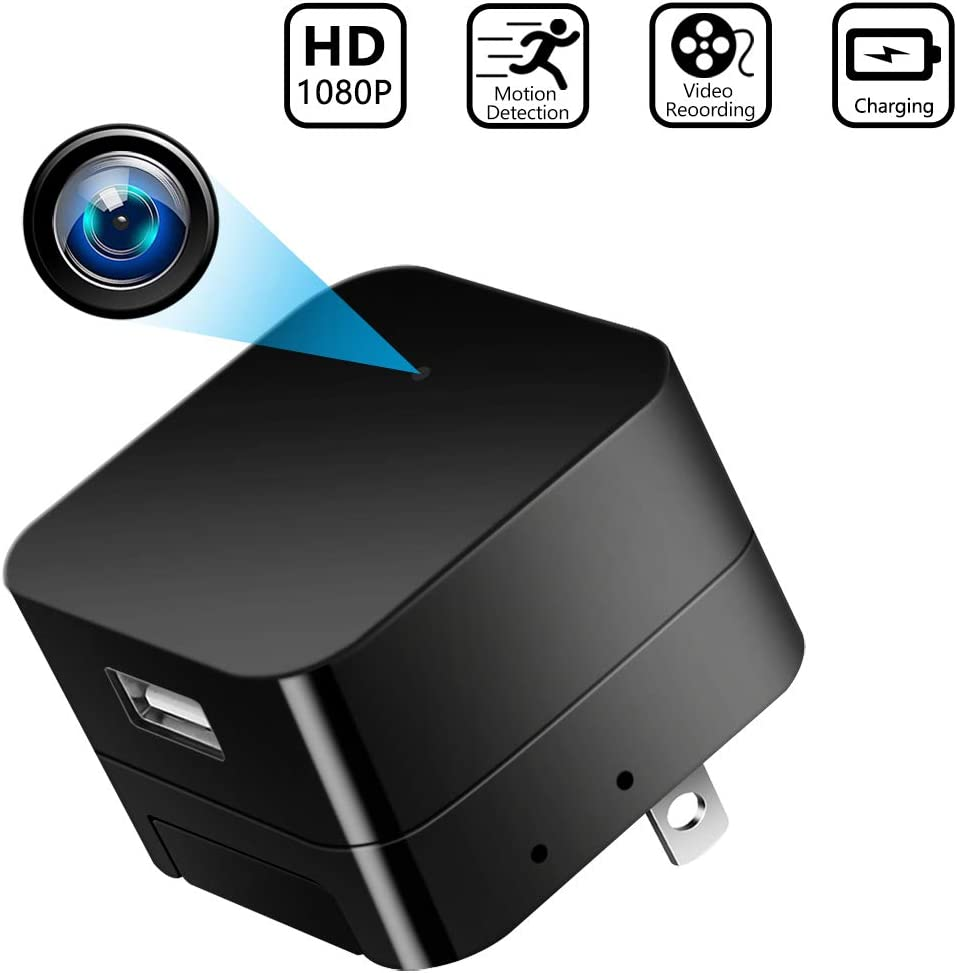 Mini Spy Camera Wireless Wifi Home Security HD Nanny Cam camera with Humidifier