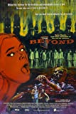 THE BEYOND CLASSIC HORROR movie poster SPOOKY bog ZOMBIES 24X36 (reproduction, not an original)