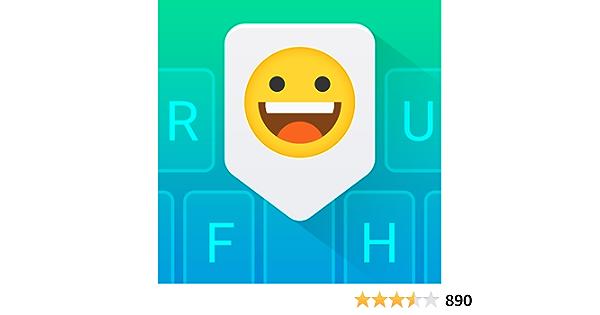 Kika Emoji Keyboard - GIF Free