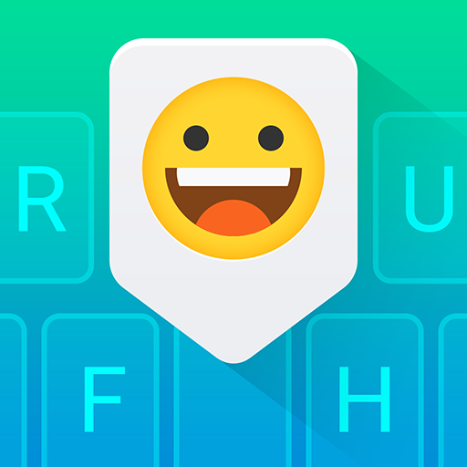 Kika Emoji Keyboard - GIF Free (Go Keyboard Best Theme)