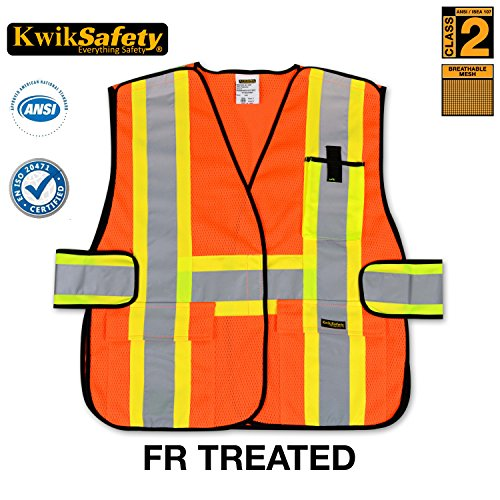 KwikSafety Breakaway Visibility Reflective Construction