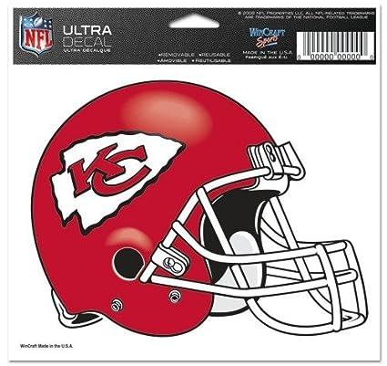 222d1b46 WinCraft Kansas City Chiefs Team Logo 5