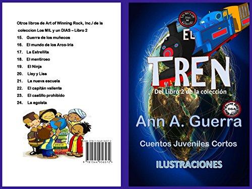 Amazon.com: El Tren (Libro 2- Los MIL y un DIAS nº 14 ...