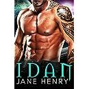Idan: A Sci-Fi Warrior Romance (Heroes of Avalere Book 2)