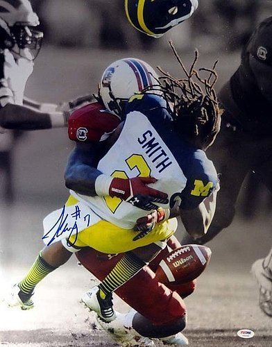 d2505f9c4 Image Unavailable. Image not available for. Color: Jadeveon Clowney Signed  16 x 20 Photo South Carolina Gamecocks ...