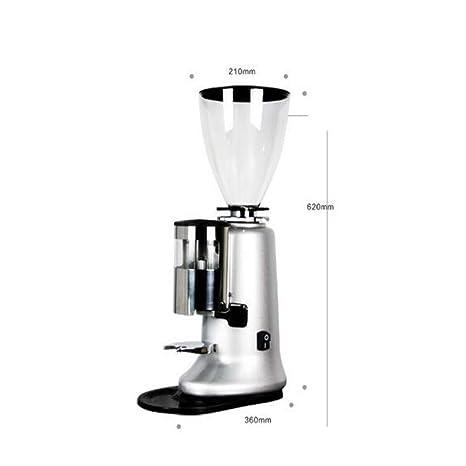 Industrial Italiano Profesional Máquina De Pulir Café Eléctrico Amoladora Presión Alimentador