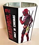 #4: Marvel Comics: Deadpool 2 Movie Theater Exclusive 130 oz Metal Embossed Popcorn Tin #2