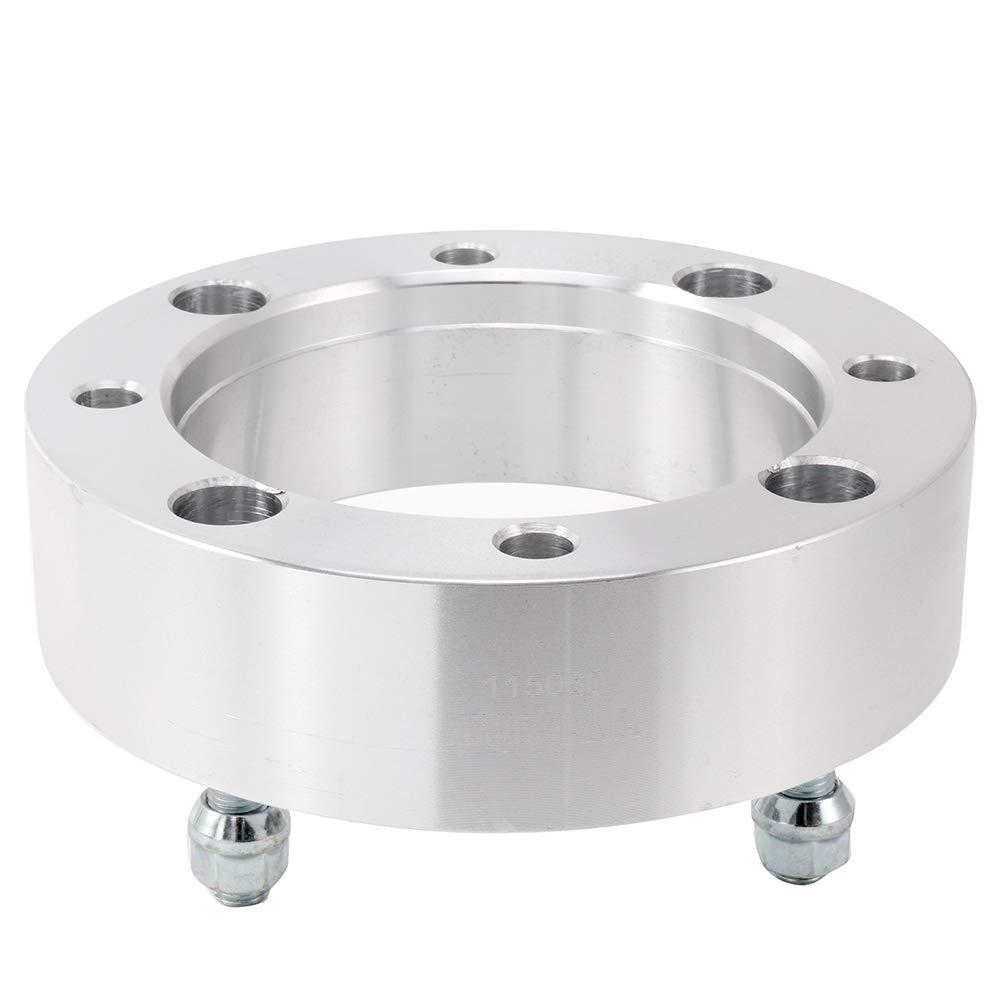 ROADFAR 2X 2 4x156 to 4x156 12x1.5 4 Lug Wheel spacers fits for 2015-2017 Polaris RZR 900 Polaris RZR XP 1000