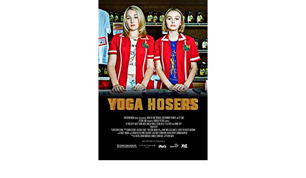 Amazon.com: Kirbis Yoga Hosers Movie Poster 18 x 28 Inches ...