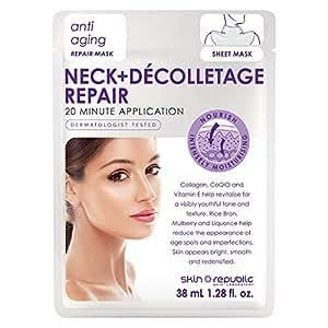 Skin Republic Neck Masks Moisturiser 38 Ml