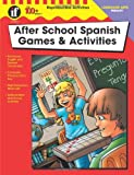 After School Spanish Games and Activities, Virginia Chisholm, 0742417794