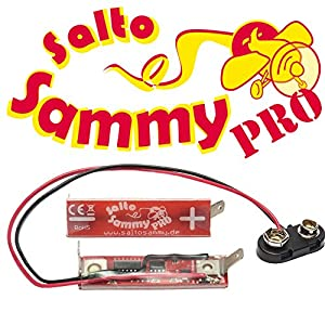 Salto Sammy Pro - Tuning für Looping Louie