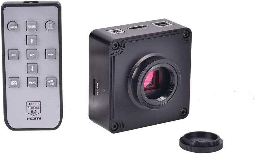 Desconocido Cámara de Microscopio HD Full HD 1080P 60FPS HDMI USB ...