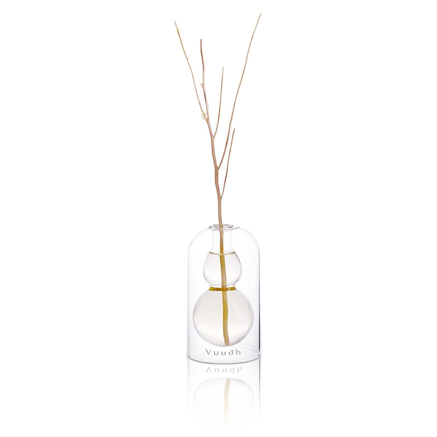 VUUDH IMMORTALITY DIFFUSER - SMALL (branches IVORY WOOD & DIFFUSER OIL not included !) HARNN Global Ltd.
