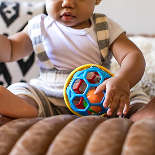 Large Product Image of Bendy Ball Rattle Toy