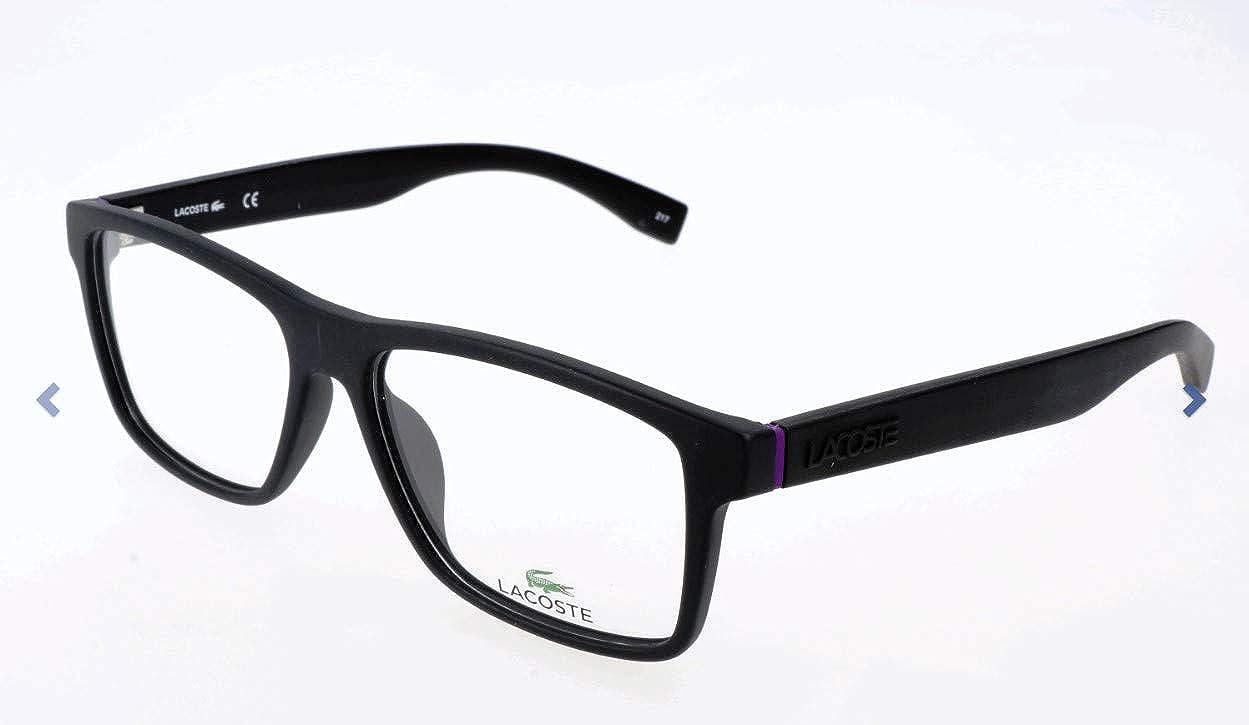 c21016238a27 Eyeglasses LACOSTE L 2796 001 MATTE BLACK at Amazon Men s Clothing store