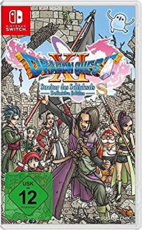 Nintendo Switch Dragon Quest XIS Steiter d. Schicksals Def. Edit ...