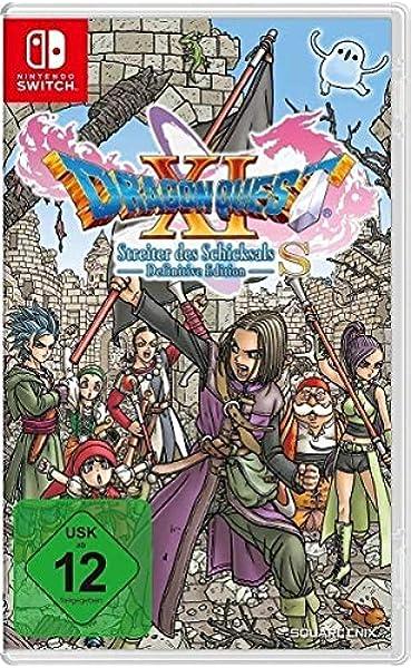 Nintendo Switch Dragon Quest XIS Steiter d. Schicksals Def. Edit ...