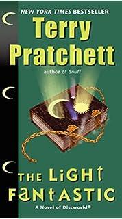 Amazon Com The Color Of Magic Discworld 9780062225672 Pratchett Terry Books