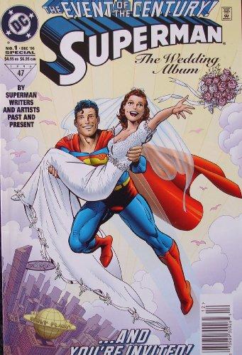 Superman The Wedding Album No. 1 Special