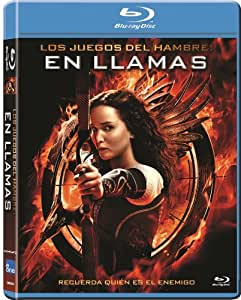 Los Juegos Del Hambre: En Llamas [Blu-ray]