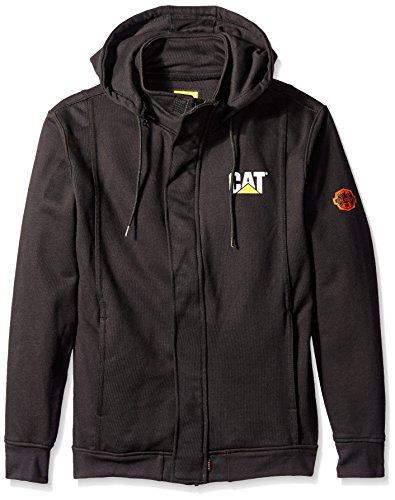Caterpillar Flame Resistant Sweatshirt Removable