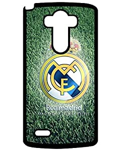 MLB Iphone Cases's Shop Hot LG G3, Ultra Hybrid Hard Plastic LG G3 Case Skin, Design Real Madrid C.F. Photo Phone Accessories 9532700ZF586151153G3
