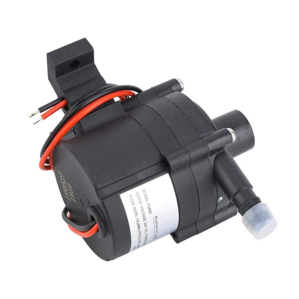 24V 13L//min Industrial Water Pump Water Pressure Pump Suitable for CW5000 AG//AH//DH CW5200 AG//AH//DH