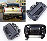 RedWolf Tailgate Handle With Rear View Backup Camera For 2004-2014 Ford F-150 F150 / 2009-2016 F-250 F-350 Trucks, 150 Degree Wide Angle