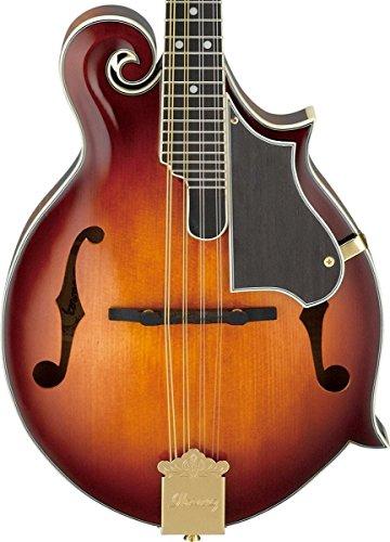 Ibanez M700AVS Spruce/Maple F-Style Mandolin Violin Sunburst ()
