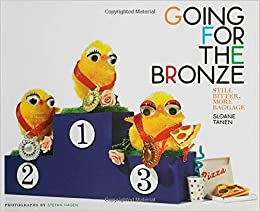 Image result for going for the bronze sloane tanen book cover