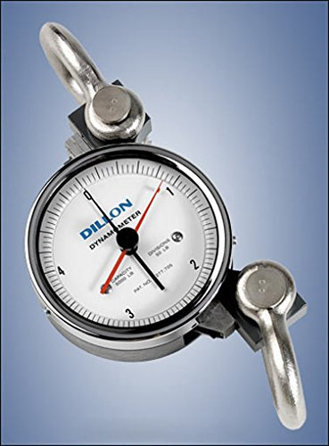AP5-5000LB AP Mechanical Dillon Dynamometer 5,000 LB Capacity 5'' Dial Size - 30006-0050 by Dillon